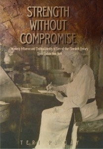 """Strength Without Compromise"" is part of the Easton Library collection and is available for loan.  Signed copies are available for purchase also at the library."